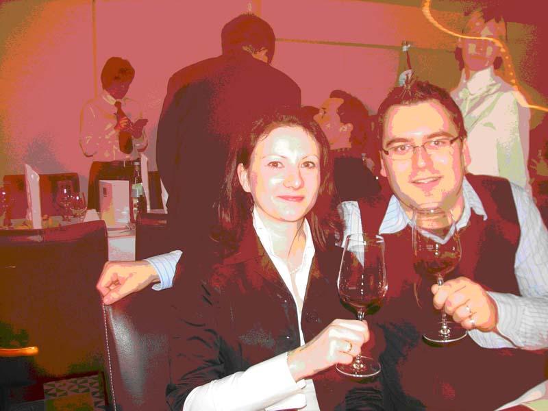 Jana Bunzel und Sebastian Finsterbusch